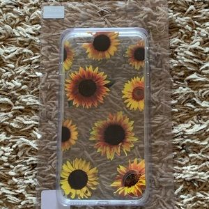 Flexible Sunflower IPhone 6plus/6Splus Case